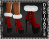 Christmas Ankle Boots