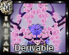 (MI) Deriva. Floral horn