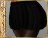 I~Blk Pleated Skirt RLS