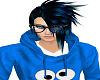 Dark Blue Satoshi