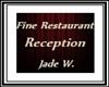 Fine Restaurant-Recept.