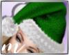 AM: Green Santa Hat