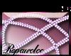 *R* Pearl Design Sticker