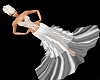 SL Ruffle Butterfly Gown