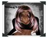 Bling Pink Hair