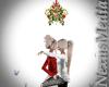 christmas Miseltoe Kiss