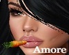 Amore Carrot in Mouth