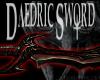 Daedric Sword