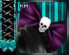 Hallows Eve Skull Bow V2