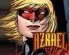 Lantern Supergirl Mask