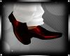 Dark Red Dress Shoes