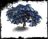 ARBOL ROSAS  BLUE