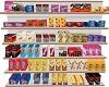 Store Candy Aisle Shelf