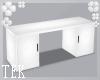 [T] White Desk I