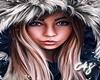 e Winter Girl | Art