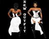 new dresses dragon white