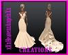 Wedding Gown Cream