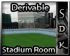 #SDK# Deriv Stadium Room