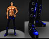 Sapphire Boots - Male