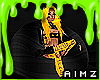 .A. Black Bean Bag +Pose
