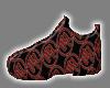[KW] Black N Red Shoes