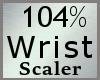 Wrist Scaler 104% M A