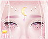 Fleur Forehead Crescent
