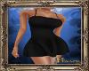 PHV Sassy Black Dress