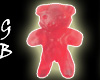 [GB] Red Gummy Bear Pet