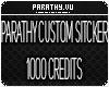 2k Parathy Custom Order