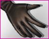 $ Black Mesh Gloves