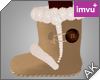 ~AK~ Winter Boots: Suede