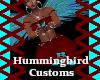 BTM Hummingbird Sign