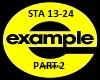 Example - Stay Awake 2