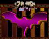 | R | Bat Neon Sign 2