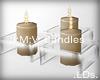 .LDs. :I:M:V: Candles