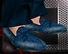 Fashion loafers Blue