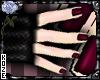 Nails - Plum