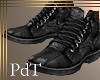 PdT  Classic Blk Boots M