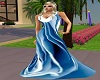 briadsmaids blue rose