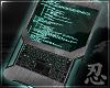 忍 Hacker Datapad