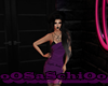 Purple Moon Dress