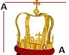 #A# King crown