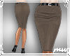 !Pencil Skirt Taupe