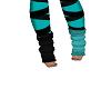 Mystic Teal Socks