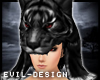 #Evil Black Tiger Helm