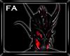 (FA)Dark Mask Red