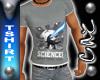  CAZ  Science Tee M