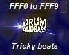 Tricky beats D&B (euro)