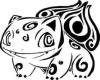 Bulbasaur Arm Tattoo